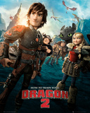 How To Train Your Dragon 2 Plakát