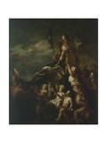 Triumph of Bacchus Giclee Print by Charles de La Fosse