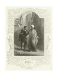 Othello, Act III, Scene III Giclee Print by Joseph Kenny Meadows