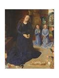 Adoration of the Shepherds Giclée-Druck von Rogier van der Weyden