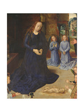 Adoration of the Shepherds Giclee Print by Rogier van der Weyden