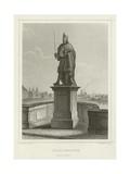 Charlemagne, Frankfort Giclee Print