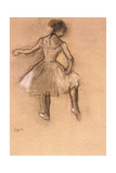 Dancer, C.1880 Giclee Print by Edgar Degas