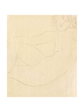 Femme Nue Accoudee, 1918 Giclee Print by Amedeo Modigliani