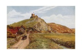 Weston-Super-Mare, Uphill Old Church Giclee Print by Alfred Robert Quinton