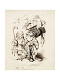 The Duchess, C.1865 Giclee Print by John Tenniel