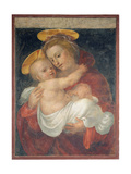 Madonna and Child Giclee Print by Fra Bartolommeo