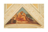 Story of Cupid and Psyche, 1798 Giclee Print by Andrea the Elder Appiani