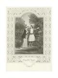 Twelfth Night, Act III, Scene I Giclee Print by Joseph Kenny Meadows