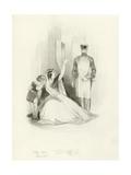 King John Giclee Print by Joseph Kenny Meadows