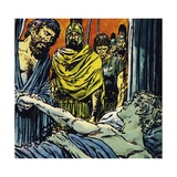 Alexander Died of a Fever in 323, Aged 32 Giclee Print by Jesus Blasco