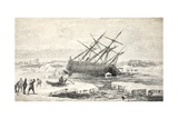 The Fox on a Rock Near Buchan Island, 1859 Giclee Print by Walter William May