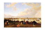 View of Baltimore, C.1850 Giclee Print by Fitz Henry Lane