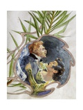 Scene from Tosca, Opera Giclee Print by Giacomo Puccini