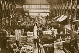 Fruit Department at Covent Garden Photographic Print by  English Photographer
