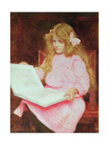 Picture Book, 1909 Giclee Print by George Lawrence Bulleid