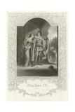 King Henry Iv, Part I, Act Ii, Scene III Giclee Print by Joseph Kenny Meadows