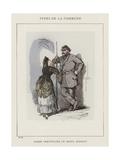 Garde Particulier De Raoul Rigault Giclee Print by Charles Albert d'Arnoux Bertall