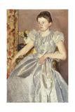 Katharine Kelso Cassatt Giclee Print by Mary Cassatt