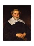 Portrait of Godert Kerckrinck Giclee Print by Govaert Flinck