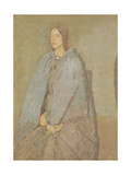 The Pilgrim Giclee Print by Gwen John