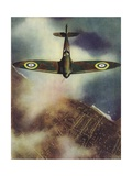 Supermarine Spitfire, C1940 Giclee Print