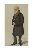 Portrait of William Thomson, Baron Kelvin Giclee Print by Leslie Matthew Ward