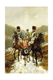 Conquered But Not Subdued, 1899 Giclee Print by Richard Caton Woodville II