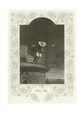 King John, Act IV, Scene III Giclee Print by Joseph Kenny Meadows