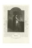 Macbeth, Act V Giclee Print by Joseph Kenny Meadows
