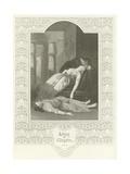 Antony and Cleopatra, Act V, Scene II Giclee Print by Joseph Kenny Meadows