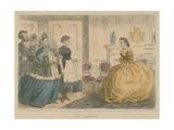 The Ladies Giclee Print by John Leech