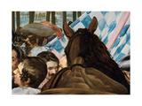 The Surrender of Breda Giclée-Druck von Diego Rodriguez de Silva y Velazquez