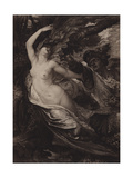 Fata Morgana Giclee Print by George Frederick Watts