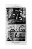 The Counting House, 1827 Giclee Print