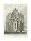 Cologne Cathedral Giclee Print by William Tombleson