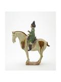 Man on Horseback, Tang Dynasty, C.700-750 Giclee Print