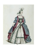 Silvia in 1716 Giclee Print by Maurice Sand