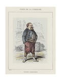 Zouave Communeux Giclee Print by Charles Albert d'Arnoux Bertall