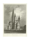 Bonn Cathedral Giclee Print by William Tombleson