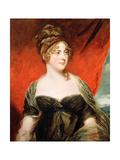 Portrait of Anne Garbett Giclee Print by John Hoppner