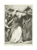 Christ Carrying His Cross Giclee Print