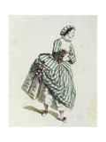 Corallina in 1744 Giclee Print by Maurice Sand