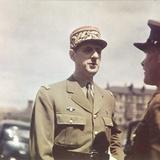 General Charles De Gaulle Reproduction photographique