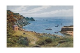 Lamorna Cove, Nr. Penzance Giclee Print by Alfred Robert Quinton