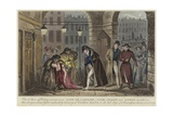 Life in London Giclee Print by Isaac Robert Cruikshank