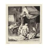 Domestic Scene Giclee Print by Cornelis Bega