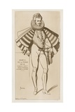 Henry Iii, King of France, 1580-89 Giclee-trykk av Raphael Jacquemin