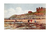 Sheringham, the Beach and Cliffs Giclee Print by Alfred Robert Quinton