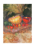 Harvest Giclee Print by Claire Spencer